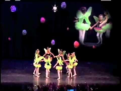 GJDC Dance Fusion 2010 Butterfly Fly Away