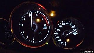 2016 Mazda MX-5 Miata 2.0L - 0-220km/h Acceleration Test