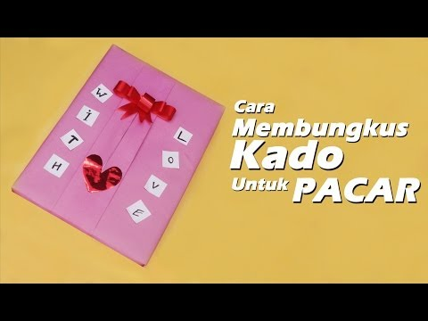 Download Cara Membungkus Kado Simple Dan Bagus Video & Mp3