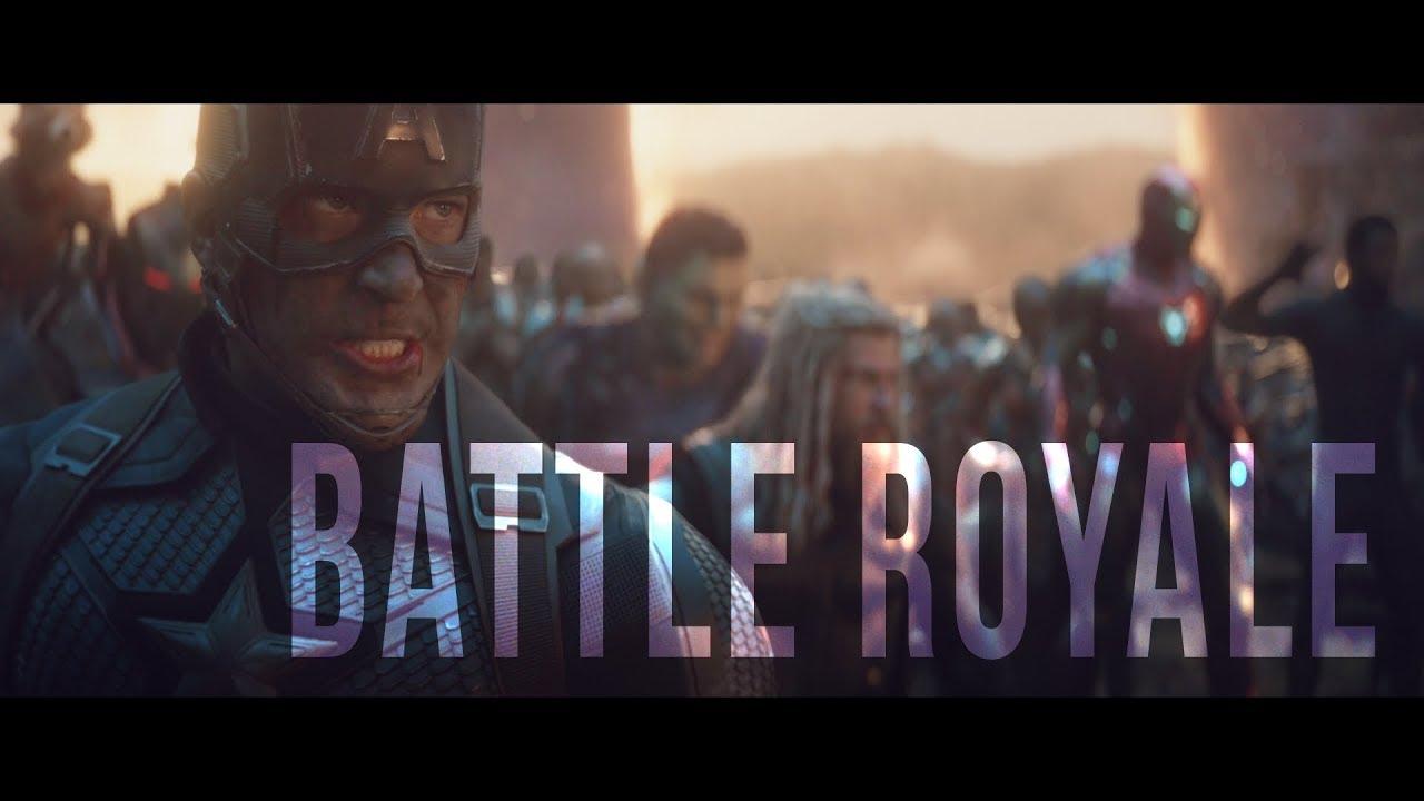 battle royale [iw + endgame] - The Avengers video - Fanpop
