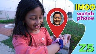 Jam tangan Zaman Now bisa buat video call || IMOO WATCH PHONE