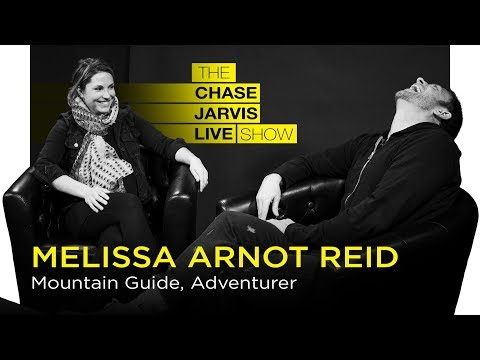 Persevering through Failure with Melissa Arnot Reid