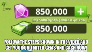 Little Big City 2 How to get Free Diamonds