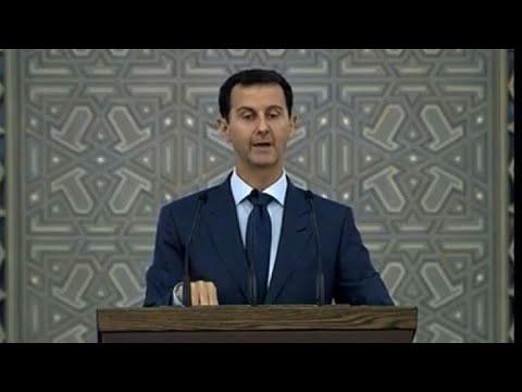Asad: países que reabran embajadas deben romper con rebeldes