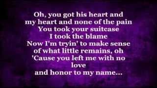 The Script - Breakeven (Lyrics)