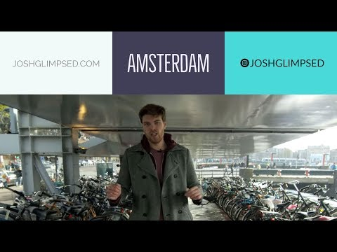 Weed, Sex, Bikes & Canals // Amsterdam Documentary
