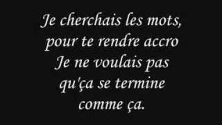 Singuila - Je Cherchais Les Mots