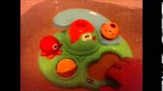 Іграшка для ванни Острів бульбашок Chicco (Чіко)