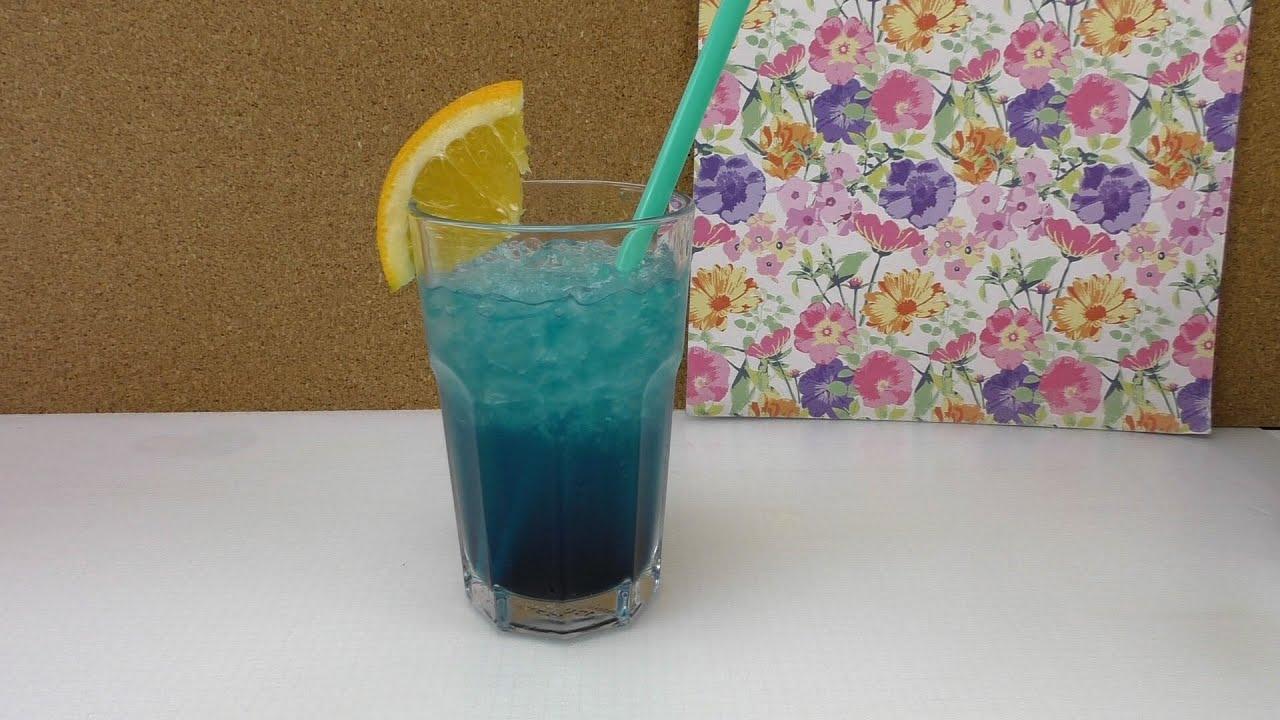 Blue lagoon cocktail rezept  Blue Curacao Sommer Cocktail Rezept | erfrischend - bitter ...