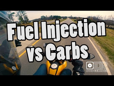 Fuel Injection vs Carbs - Which is best?