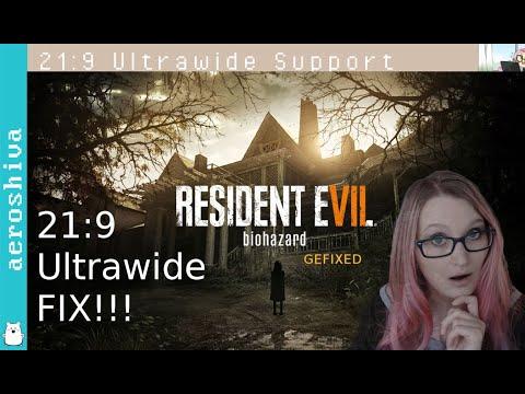 ULTRAWIDE FIX • RESIDENT EVIL 7|BIOHAZARD 7 • Ultrawide
