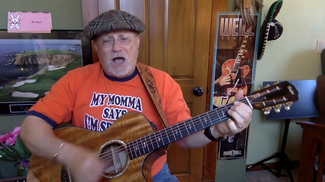 2321 Sheila Tommy Roe Cover Vocal Acoustic Guitar Chords