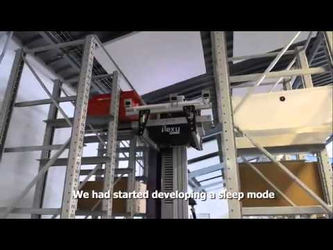 Energy Efficiency Solution for an Automated Storage and Retrieval System France