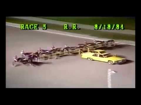 1984 Roosevelt Raceway SOUTHERN STYLE 3YO Pace Bob Vitrano