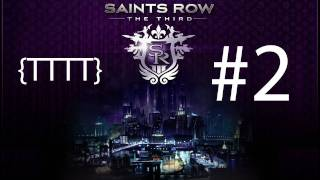 Saints Row The Third - Walkthrough Gameplay - Part 2