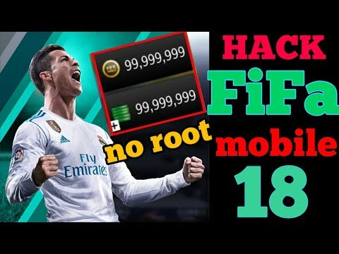 HOW TO HACK FIFA MOBILE 18 || FIFA MOBILE HACK-ANDROID And IOS