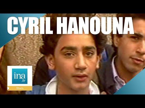 1989 : La 1ére apparition télé de Cyril Hanouna   Archive INA