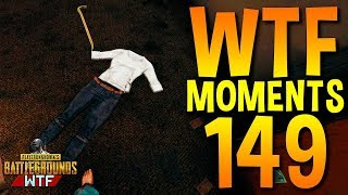 PUBG WTF Funny Moments Highlights Ep 149 (playerunknown's battlegrounds Plays)