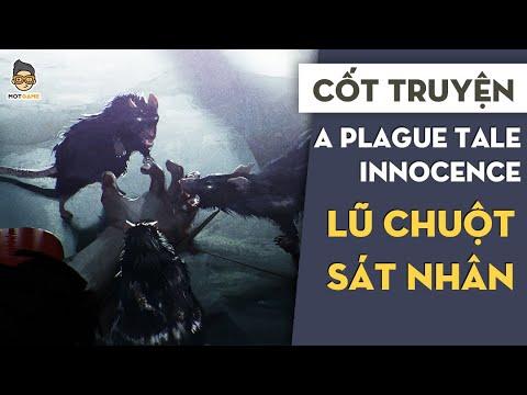 Mọt Game – Cốt truyện A Plague Tale: Innocence – Toàn tập về lũ chuột sát nhân