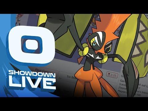 """DON'T CALL IT A COMEBACK"" Pokemon Sun & Moon! OU Showdown Live w/PokeaimMD & CBB!"