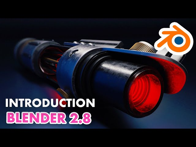 Introduction to Blender 2.8 is out!