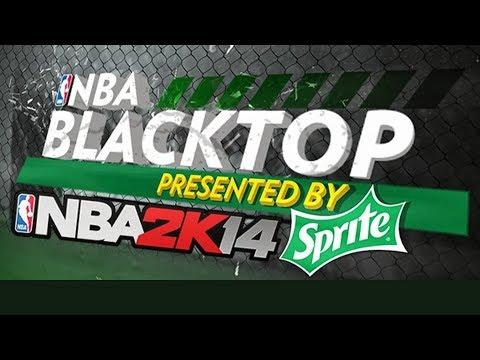 NBA 2K14: Blacktop 5v5 [Full Game]