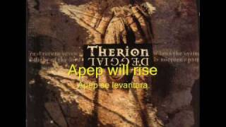 Download Therion-Son of the sun-traducida & lyrics MP3 song and Music Video