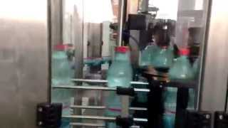 PET blowing and bottling line for carbonated soft drinks by TecnoFood Group