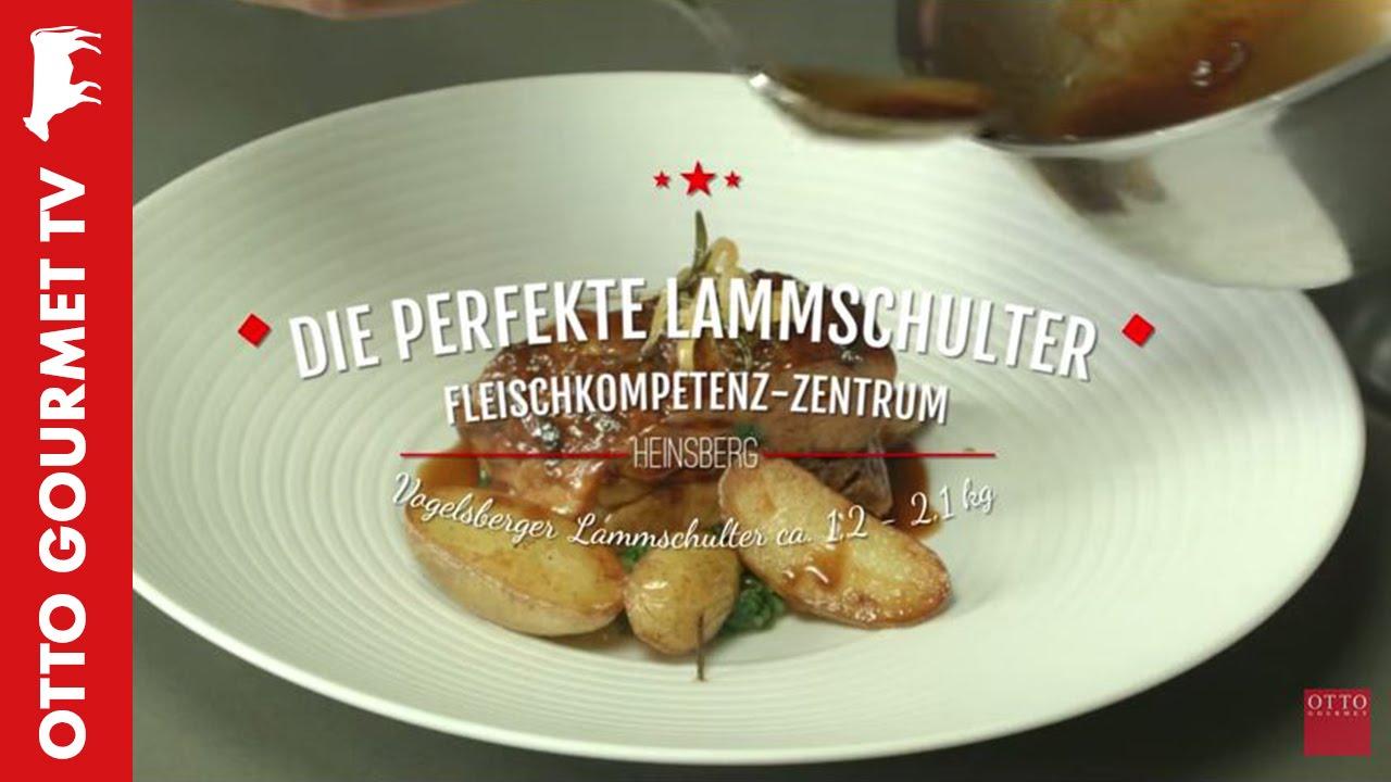 Lammschulter Schmoren
