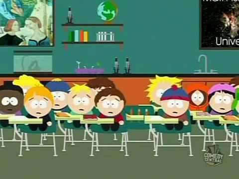 The Greatest South Park Scene
