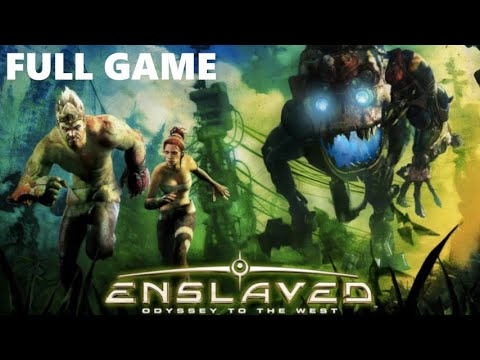 Enslaved: Odyssey to the West Full Walkthrough Gameplay – No Commentary (PC Longplay)