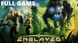enslaved Odyssey to the West - Gameplay Walkthrough Part 2 - Chapter 2: The Old City HD Xbox 360 PS3