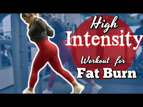 Changing Speeds | High Intensity Workouts to Rev Up Fat Burn!