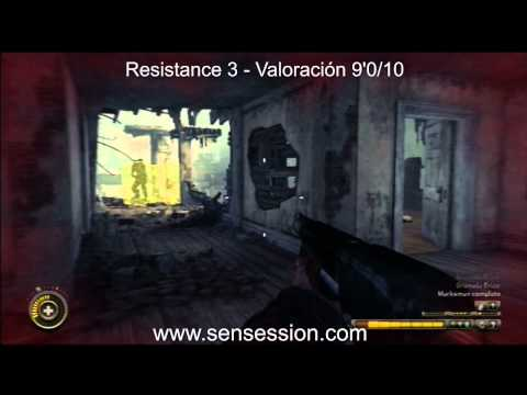 Resistance 3 analisis review