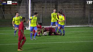 Highlights | Lancing v Sutton Common Rovers - 30.11.19