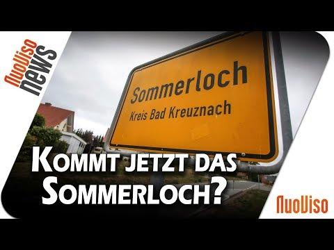 Kommt jetzt das Sommerloch? - NuoViso News #58