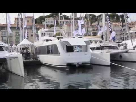 Overblue 44 from Motor Boat & Yachting