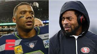 Is Russell Wilson and Richard Sherman's beef for real?   ESPN Voices