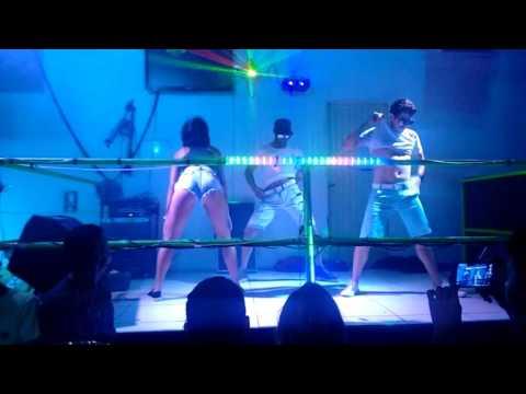 ARTE SHOW (Part. - Debora Ryus) Boate Encontros (Goianésia-GO 11.03.2017) (Funk)