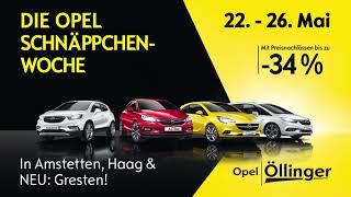Opel Öllinger - Schnäppchenwoche