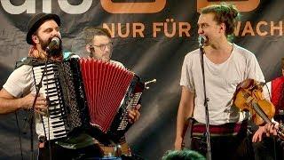 Bubliczki live beim Parkfest 2018