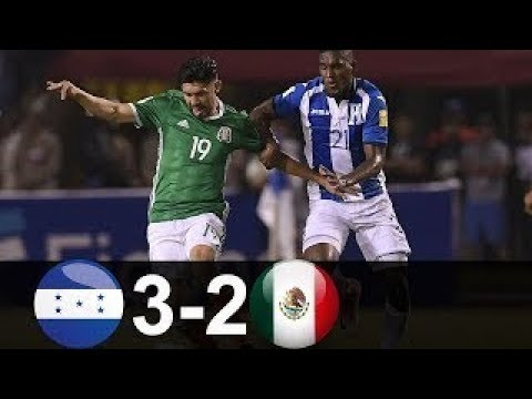 Honduras vs Mexico 3 2 all goals and highlight world cup qualifiers