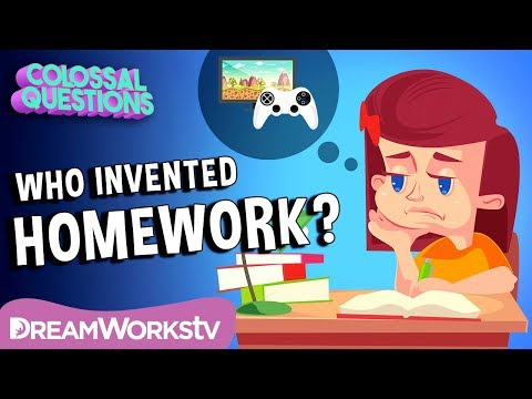 Who Invented Homework? | COLOSSAL QUESTIONS