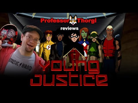 Young Justice - Thorgi Reviews