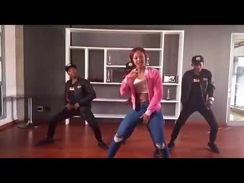 Distruction Boyz – My Guitar (Babes Wodumo Dancing)