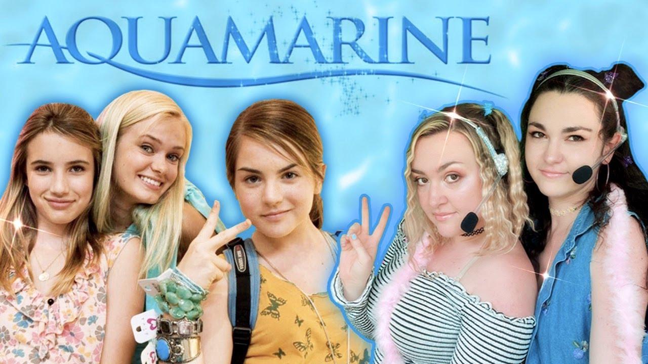 Download AQUAMARINE (2006) ☆ Sleepover Cinema Podcast