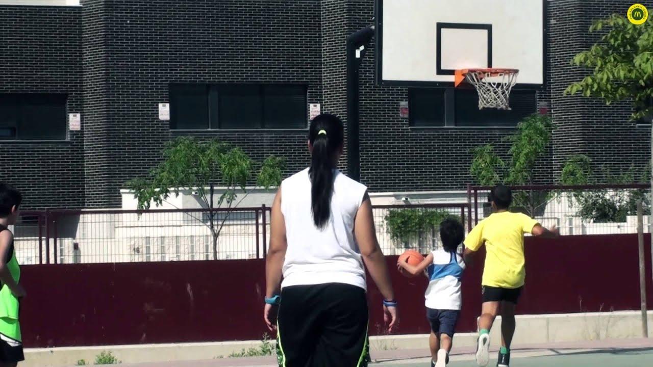 Campus baloncesto ensanche de vallecas 2015 2 youtube - Ensanche de vallecas ...