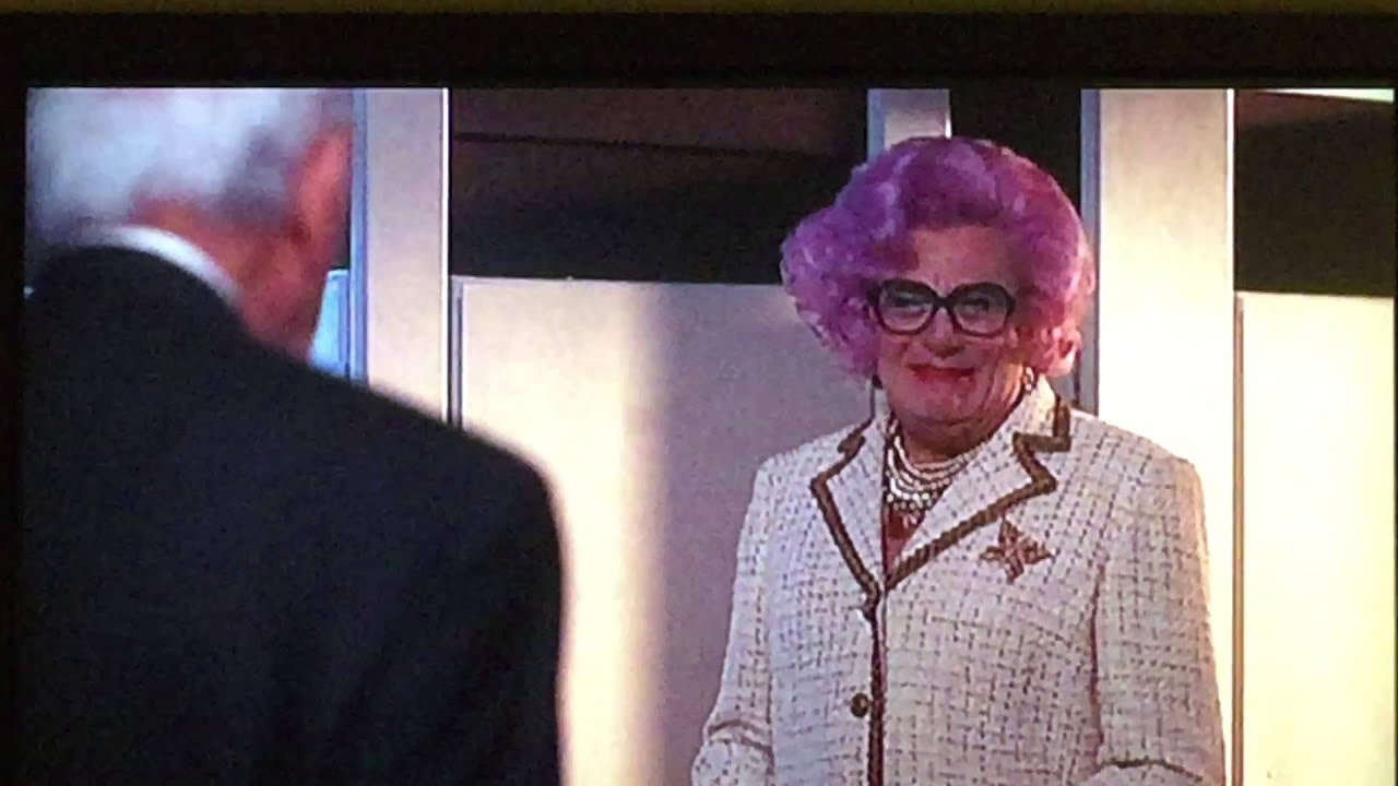 Download Dame Edna can kill a man! Ally McBeal