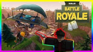 FORTNITE DANS ROBLOX ?! - Island Royale
