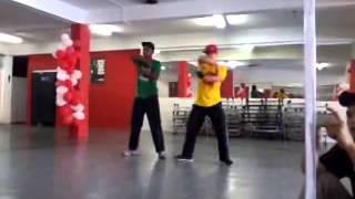 Press it Up (coreografia DUO BROTHERS)